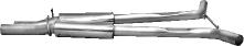 Vorschalldämpfer 6 Zyl. Quattro + 8 Zyl. S4