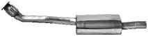 Vorschalldämpfer (wird nur bei Fahrzeugen mit original 3 Schalldämpfern benötigt)