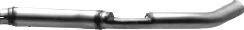 Ersatzrohr für Vorschalldämpfer (ohne TÜV) 318ti Compact