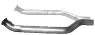 Verbindungsrohr als Ersatz für original Vorkatalysator (ohne TÜV) links