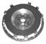 Leichte Stahlschwungscheibe als Ersatz für die 2 Massen Schwungscheibe Gewicht: 5.850 gr.