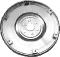 Leichte Stahlschwungscheibe inkl. Zahnkranz 6-Loch-Befestigung passend für alle Turbo Modelle Gewicht: 5.650 gr.