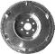 Leichte Stahlschwungscheibe inkl. Zahnkranz 6-Loch-Befestigung passend für Fahrzeuge mit Z22SE-Motor Gewicht: 5.550 gr.
