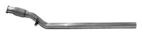 Verbindungsrohr vorne für Fahrzeuge ohne Partikelfilter