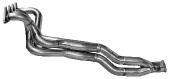 Fächerkrümmer 4-2-1, 2-teilig (ohne TÜV)