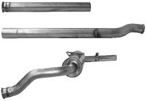 Gruppe N – Motorsportanlage (ohne TÜV), bestehend aus Verbindungsrohr vorne, Verbindungsrohr Mitte und Sportendschalldämpfer inkl. Motorsport-katalysator