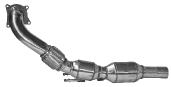 Performance Katalysator mit ECE-Zulassung