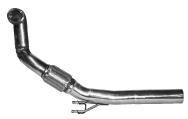Katalysator-Ersatzrohr (ohne TÜV)